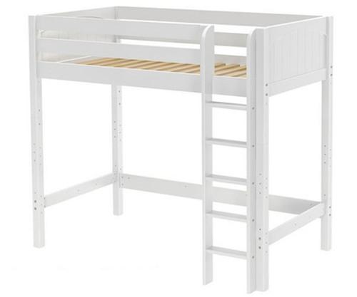 Maxtrix JIBJAB High Loft Bed | Matrix Kids Furniture | Solid Wood ...