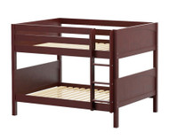 Maxtrix SLURP Low Bunk Bed Full Size Chestnut | Maxtrix Furniture | MX-SLURP-CX
