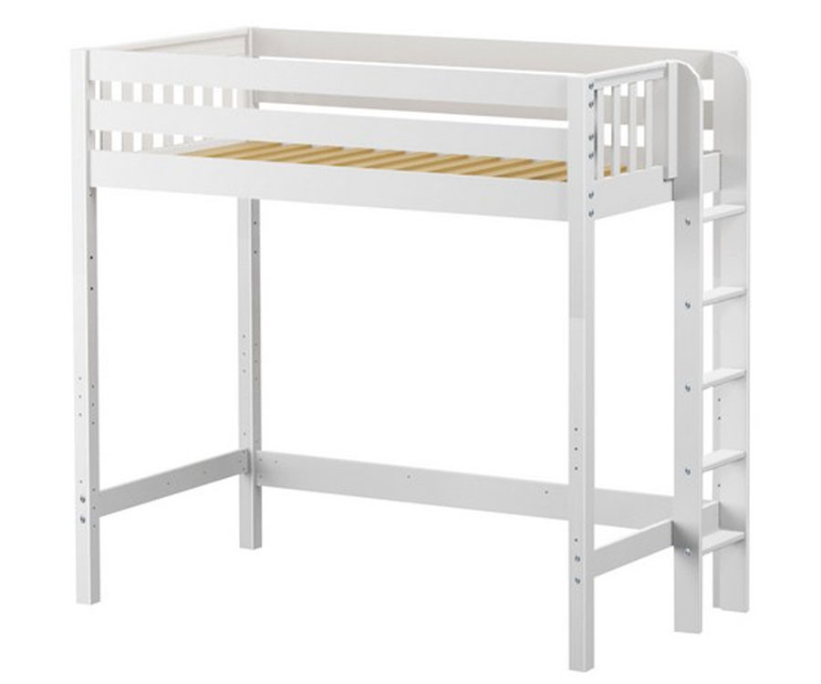 Maxtrix SLAM Ultra-High Loft Bed | Matrix Kids Furniture | Solid ...