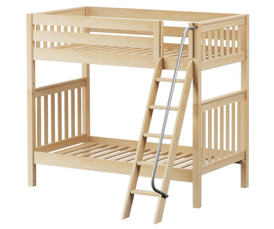 Maxtrix VENTI High Bunk Bed   Matrix Kids Furniture   Solid Wood Bed ...