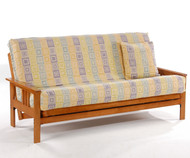 Monterey Futon Sofa Honey Oak | Night and Day Furniture | ND-Monterey-HO
