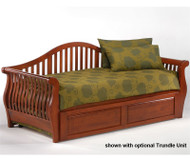 CLEARANCE Nightfall Day Bed Cherry | Night and Day Furniture | ND-NFDB-CH-SD
