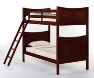 School House Taylor Bunk Bed Cherry | NE Kids | NE-4030BUNK