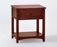 School House Nightstand Cherry | NE Kids Furniture | NE-4530