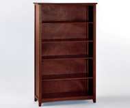 School House Tall Bookcase Cherry | NE Kids Furniture | NE-4560