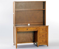 School House Student Desk Pecan | NE Kids Furniture | NE-6540
