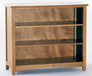 School House Short Bookcase Pecan | NE Kids Furniture | NE-6565