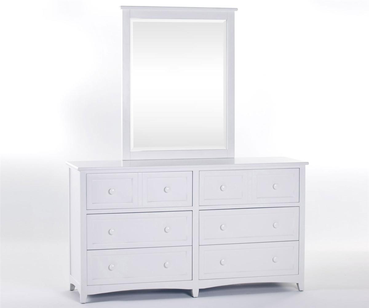School House 7500 Dresser Ne Kids White Finish Furniture Boys