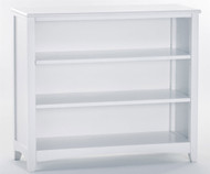 School House Short Bookcase White | NE Kids Furniture | NE-7565