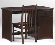 Timber Creek Desk Chocolate | Night & Day Furniture | NE-CLOVE-DK-CT