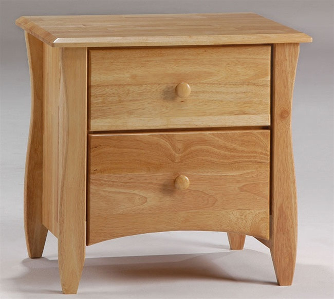 Timber Creek Nightstand Natural | Night U0026 Day Furniture | NE CLOVE NS
