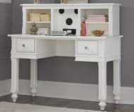 Lakehouse Writing Desk White | NE Kids Furniture | NE1540