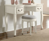 Kensington Writing Desk Antique White | NE Kids Furniture | NE20540
