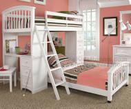 School House Student Loft Bed | NE Kids | NE7080