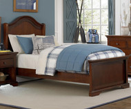 Walnut Street Morgan Twin Panel Bed Chestnut | NE Kids | NE9010