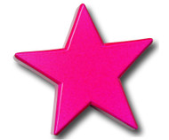 Magenta Star Drawer Pull | One World | OW-DP602