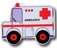 Ambulance Drawer Pull | One World | OW-DP618