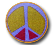 Drawer Pull Purple Peace 1 | One World | OW-DP701