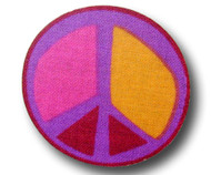 Drawer Pull Purple Peace 6 | One World | OW-DP706