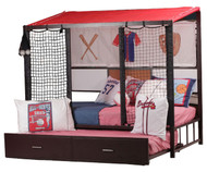 Home Run Dugout Bed | Powell Furniture | PW-15Y8175