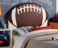 Twin Size Football Headboard | Powell Furniture | PW888-039