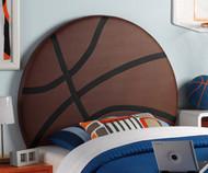 Twin Size Basketball Headboard | Powell Furniture | PW890-039