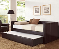 Lindsey Daybed with Trundle Brown | Standard Furniture | ST-6645366454