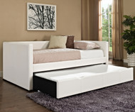Lindsey Daybed with Trundle White | Standard Furniture | ST-6645566456