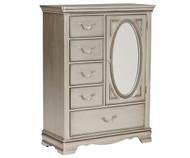 Jessica Wardrobe Silver | Standard Furniture | ST-93568