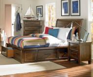 Cameron Storage Sleigh Bed Twin Size | Standard Furniture | ST-940515253