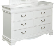Jessica Dresser White | Standard Furniture | ST-94209