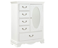 Jessica Wardrobe White | Standard Furniture | ST-94238