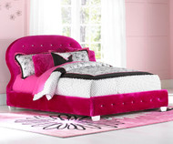 Marilyn Upholstered Bed Twin Size Watermelon | Standard Furniture | ST-9435194352