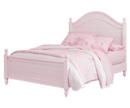 Camellia Poster Bed Full Size Pink   Standard Furniture   ST-952141612