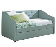 Carmen Daybed with Trundle Light Blue   Standard Furniture   ST-9865198652