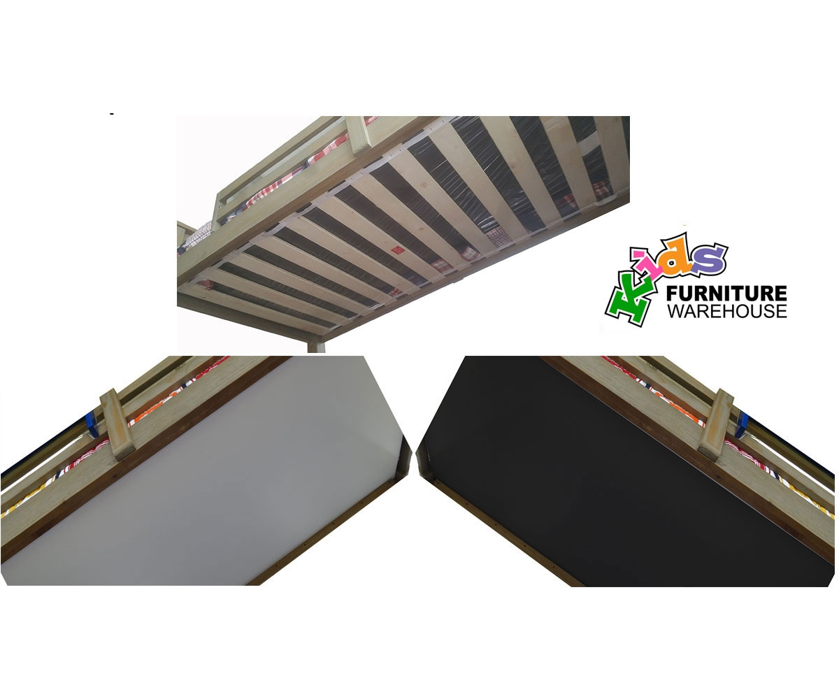 Undercover Kids Twin Size Safety Slat Cover Bunk Bed And Loft Bed