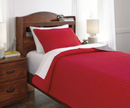 Maddis Bedding Set Red