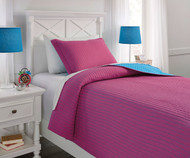 Maddis Bedding Set Magenta
