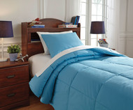 Delair Bedding Set Aqua