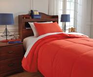 Delair Bedding Set Red