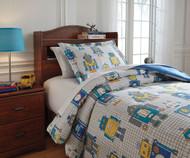 Robot Bedding Set