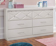 Dreamur 6 Drawer Dresser