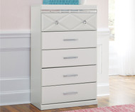 Dreamur 5 Drawer Chest