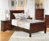 Alisdair Sleigh Bed Twin Size