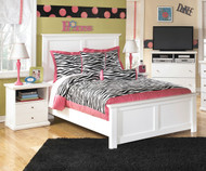 Bostwick Shoals Panel Bed Full Size