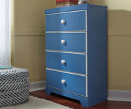 Bronilly 4 Drawer Chest