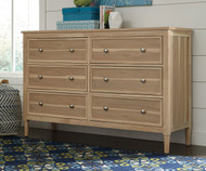 Klashholm 6 Drawer Dresser