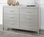 Olivet 6 Drawer Dresser