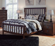 Strenton Panel Bed Full Size