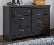Westinton 6 Drawer Dresser